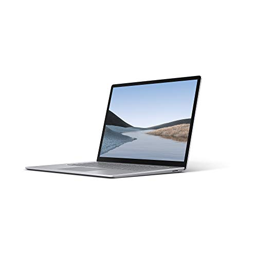 Microsoft Surface Laptop 3, 15 Zoll Laptop (AMD Ryzen 5 3580U, 8GB RAM, 256GB SSD, Win 10 Home) Platin*