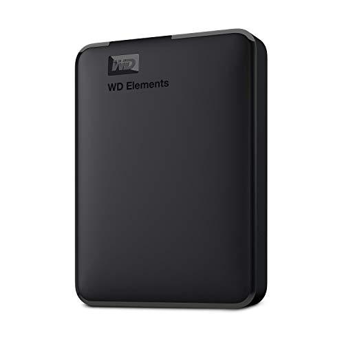 WD Elements Portable , externe Festplatte - 4 TB - USB 3.0 - WDBU6Y0040BBK-WESN