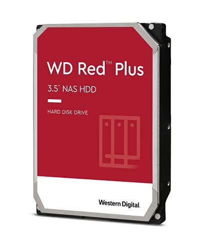 WD Red 6TB 3.5' NAS Interne Festplatte - 5400 RPM - WD60EFRX