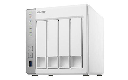 QNAP TS-431P 4 Bay Desktop NAS Gehäuse*