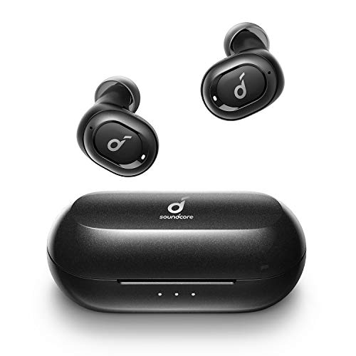 Anker Soundcore Liberty Neo Bluetooth Kopfhörer, Kabellose Kopfhörer mit Premium Klangprofil mit intensivem Bass, Bequemer Halt, Bluetooth 5.0 (Schwarz)*