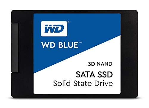 Western Digital WDS500G2B0A WD Blue 500GB 3D NAND Internal SSD 2.5' SATA