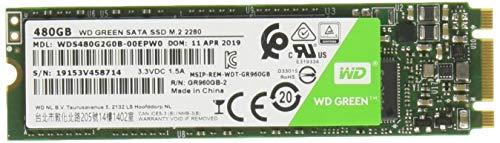 WD Green 480GB Interneal SSD M,2 SATA