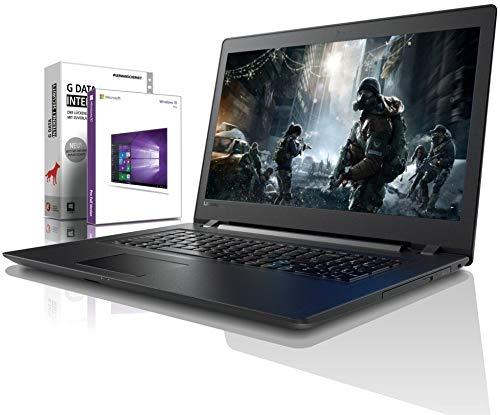 Lenovo (15,6 Zoll HD+) Notebook (1.8kg), großer 7h Akku, Core i3-1005G1, 4 Threads, 3.4 GHz, 8GB DDR4, 512 GB SSD, Intel UHD, HDMI, Webcam, BT, USB 3.0, WLAN, Win10 Prof., MS Office Laptop #6621