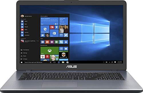 ASUS Intel Quad SSD (17,3 Zoll HD++) Notebook (Intel® Pentium® Silver Quad N5030 mit 3.10 GHz, 8GB DDR4, 512 GB SSD, Intel HD Graphics 605, HDMI, Windows 10, MS Office) #6638