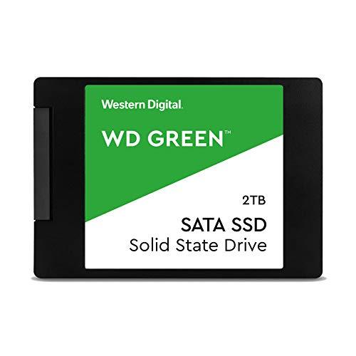 WD Grün 2TB Interne SSD (2.5 Zoll) SATA