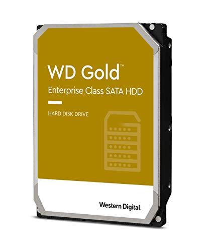 WD Gold 12TB HDD 7200rpm 6Gb/s serial ATA sATA 256MB cache 8,9cm 3,5Zoll intern RoHS compliant Enter