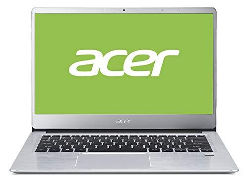 Acer Swift 3 (SF314-41-R405) 35,56 cm (14 Zoll Full-HD IPS matt) Ultrathin Notebook (AMD Ryzen 5 3500U, 8 GB RAM, 512 GB PCIe SSD, Radeon Vega 8 Graphic, Win 10 Home) silber