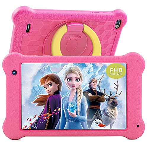 AEEZO Kids Tablet 7 Zoll WiFi Android 10 Tablet PC 2021 New FHD 1920x1200 IPS Screen, 2GB RAM 32GB ROM