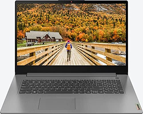 Lenovo Gaming Ultra 12-Thread Ryzen5 SSD (17,3 Zoll FullHD) Notebook (AMD Ryzen5 5500U mit 12 Threads, 4 GHz, 20GB DDR4, 1TB SSD, 4 GB Radeon Vega mit 7 Kernen, HDMI, Windows 10, MS Office) #6796
