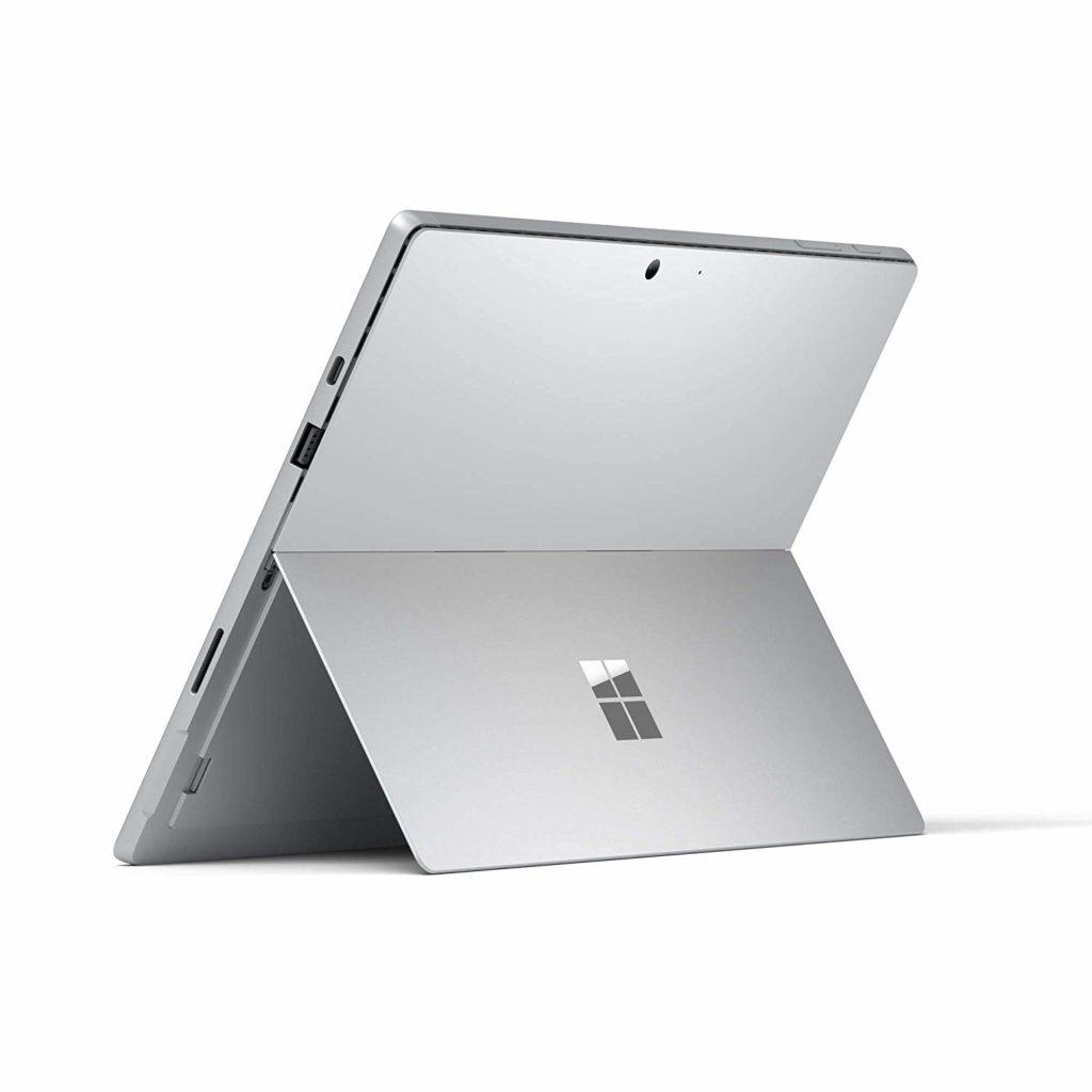 Surface 7 Pro Rückseite