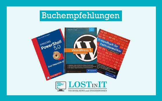 Buchempfehlungen für IT Fachbücher