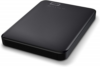 Western Digital Elements - 2TB