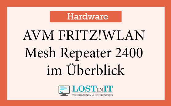 Fritz WLAN Repeater 2400