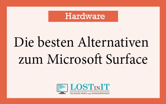 Die besten Surface Alternativen