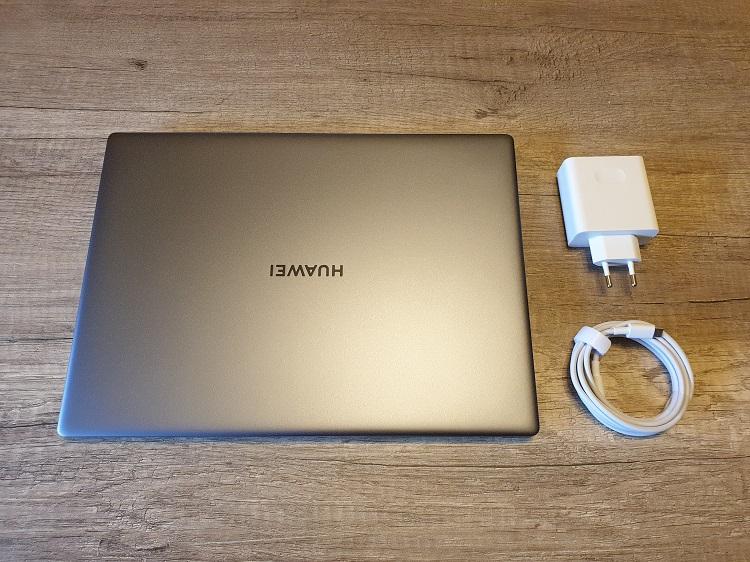 Huawei Matebook 14 zugeklappt