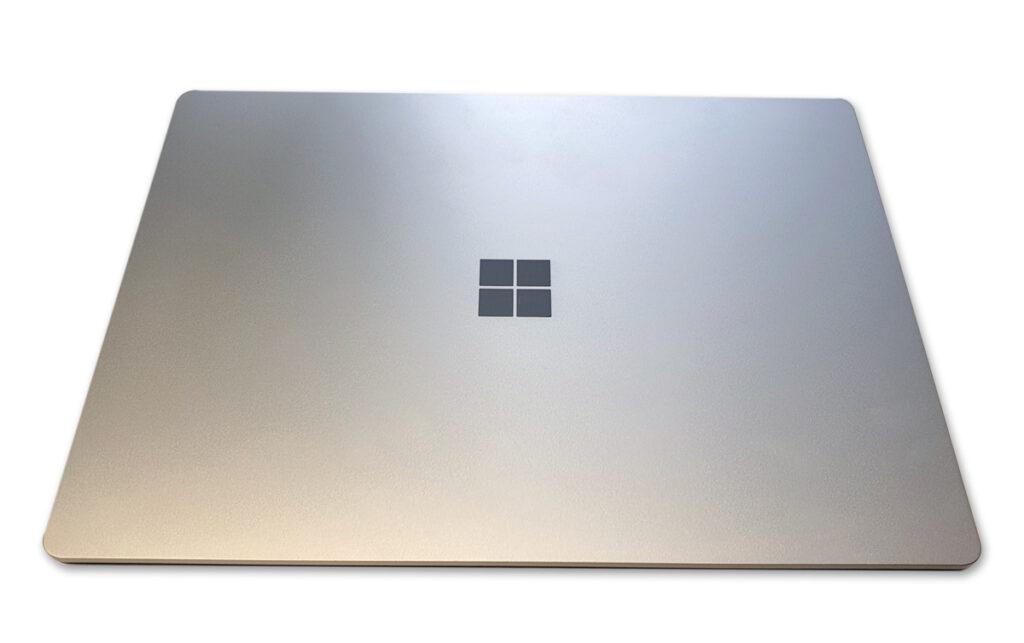 Surface Laptop 3 von oben