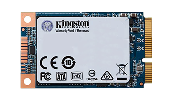Bild einer mSATA SSD